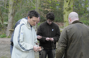 Foragers course (with pictures)
