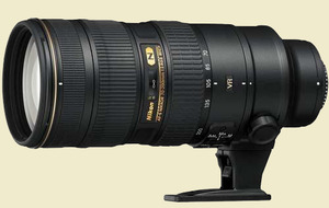 Nikon AF-S Nikkor 70-200mm f/2.8G ED VRII - Review