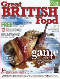 New Article in Great British Food Magazine