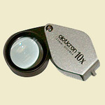 Opticron Hand Lens Field Test